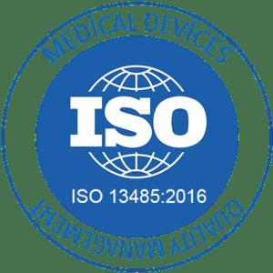 Cosmosoft certified ISO 13485 2016 Kiwa