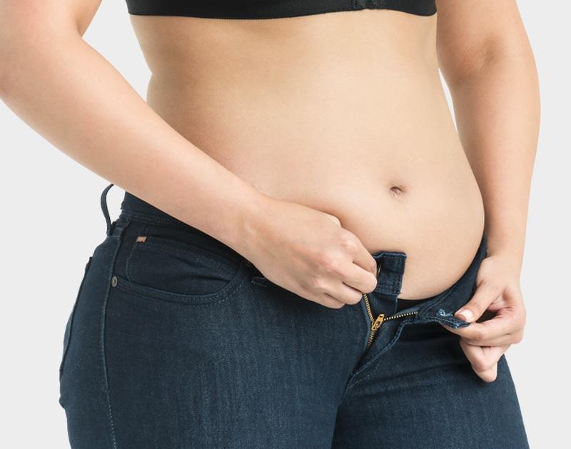 ReduStim medical device to reduce visceral fat in static protocol